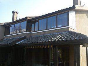 Verande e chiusure balconi borga serramenti - Verande mobili per balconi ...